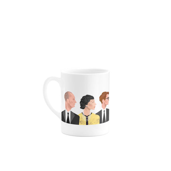 Fashion Mug by Who Icons - Consept