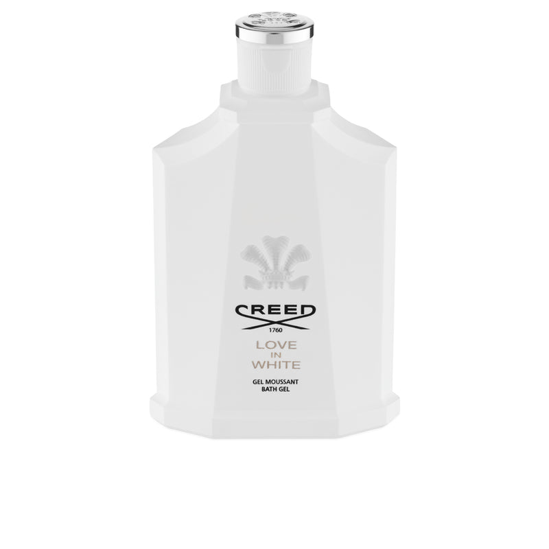 Love In White Shower Gel - Creed