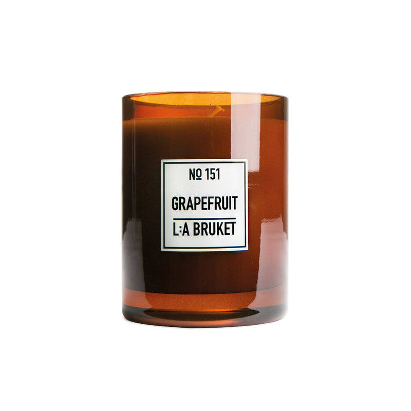 151 Scented Candle Grapefruit - L:A Bruket