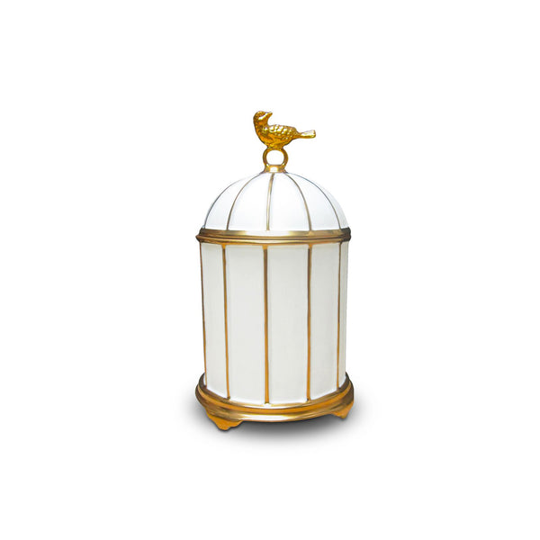 Birdcage Candle - The Object
