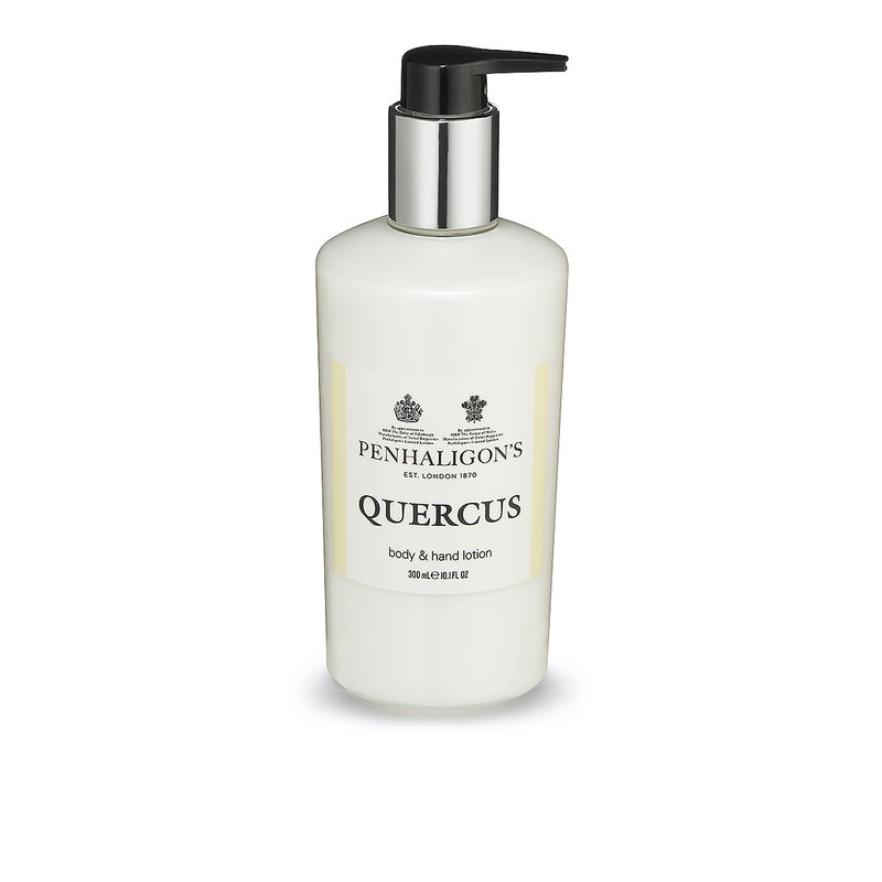 Quercus Hand & Body Lotion - Penhaligon's