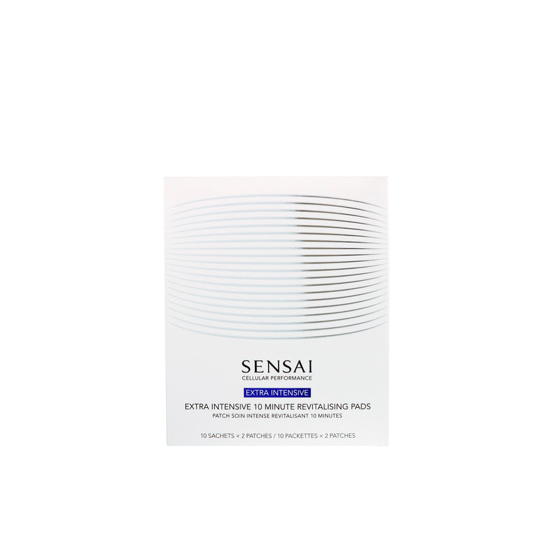 Cellular Performance Extra Intensive Revitalising Pads - Sensai
