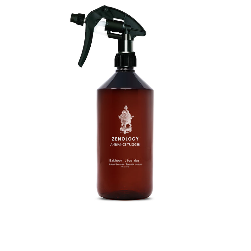Spray Ambiente Liquid Bakhoor - Zenology