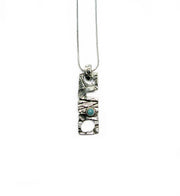Flora Pendant Necklace 833D