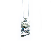 Flora Pendant Necklace 834D