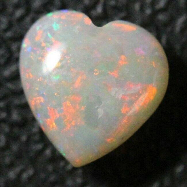Opal Cabochon ,Australian Solid Cut Loose Stone 0.96 cts South Australia 0.96