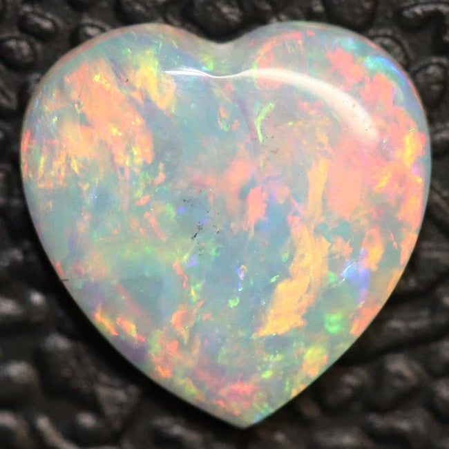 Crystal Opal Cabochon, Australian Solid Cut Loose Stone South Australia