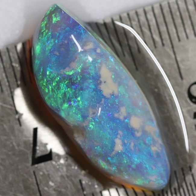 11.15 cts Australian Lightning Ridge, Opal Rough for Carving