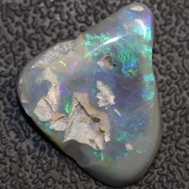 8.25 cts Australian Opal Rough Lightning Ridge Polished Specimen