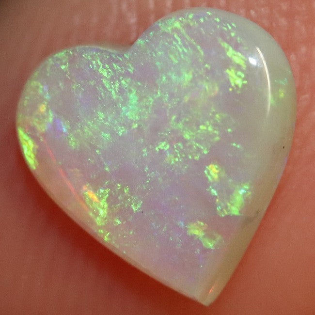 0.92 cts Crystal Opal Cabochon, Australian Solid Cut Loose Stone, South Australia