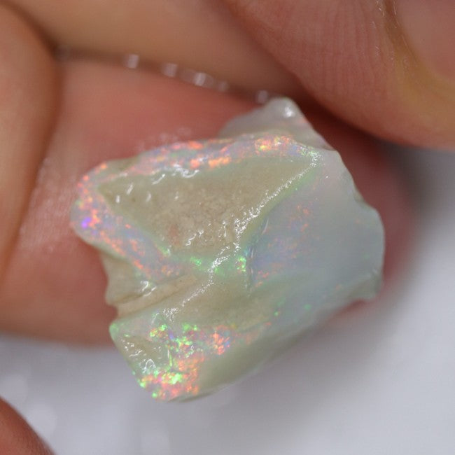 9.40 cts Australian Lightning Ridge Opal Rough For Carving