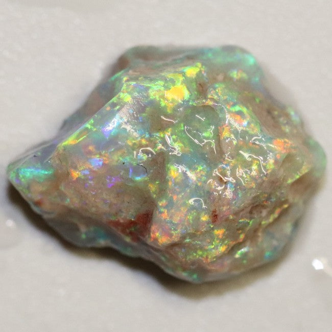 5.85 cts Australian Lightning Ridge Opal, Rough for Carving