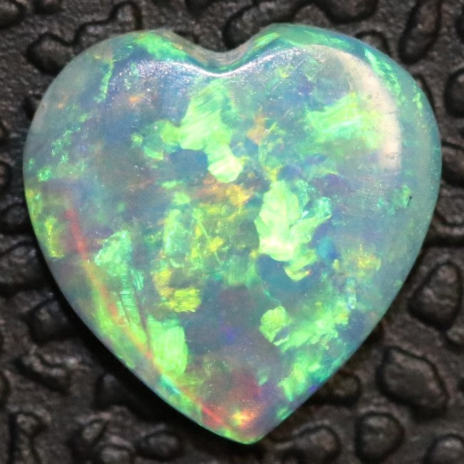 Crystal Opal Cabochon, Australian Solid Cut Loose Stone, South Australia