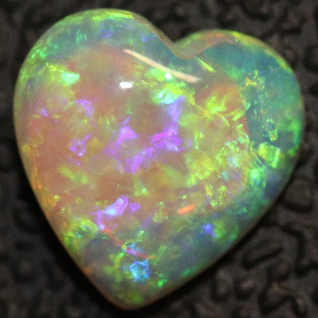 Opal Cabochon ,Australian Solid Cut Loose Stone 1.07 cts South Australia