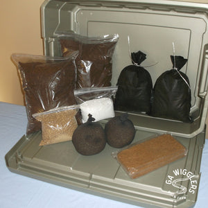 Large Worm Farm Composting Kit