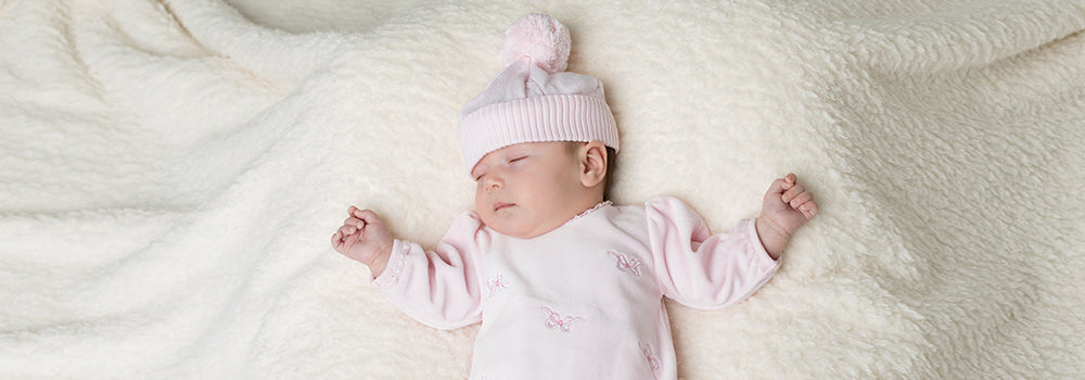 Baby Girls Hats & Hairbands