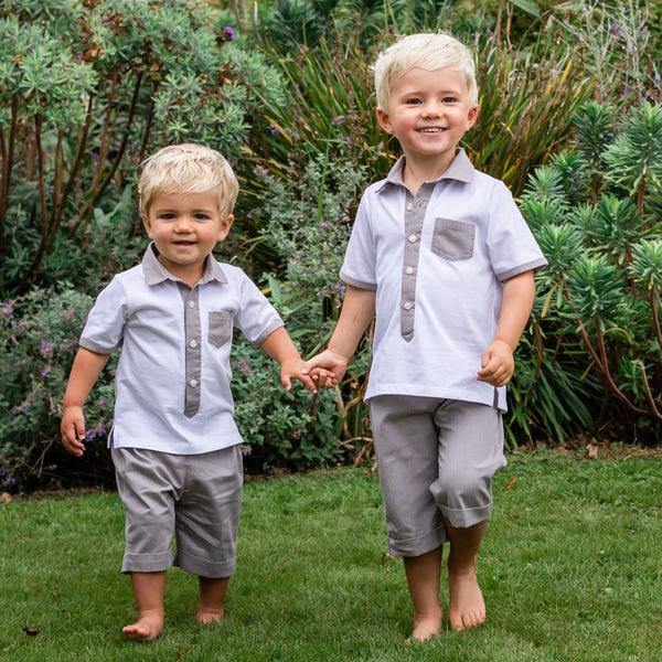 Smart Baby Boys Wedding Outfits
