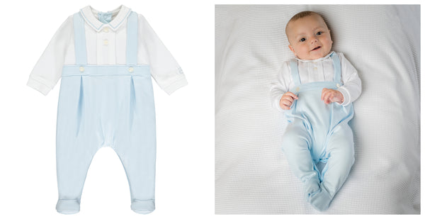 New baby boys outfit from Emile et Rose