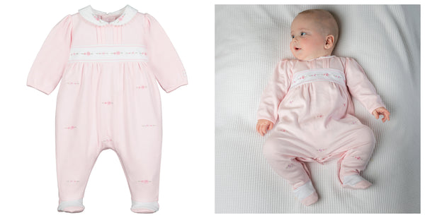 New baby girls outfit from Emile et Rose