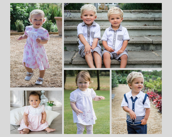 First birthday outfits for baby boys and girls
