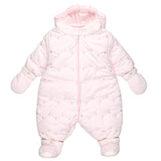 Rula Girls Rosebud Winter Snowsuit
