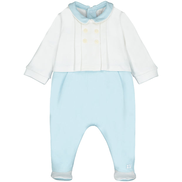 Seamus Boys Smart Babygrow