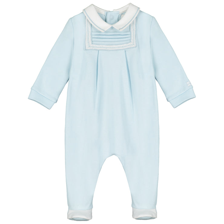 Theo Traditional Babygrow