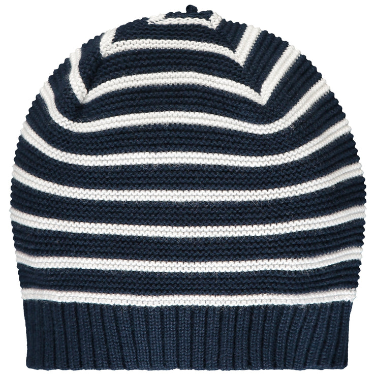 Trevor Striped Knit All in One & Hat
