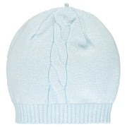 Tyler Blue Knit All in One & Hat
