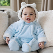 Galway Baby Boys Fleece Snowsuit
