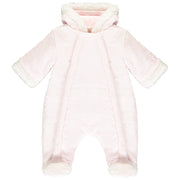 Gretchen Baby Girls Fleece Snowsuit