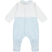 Wells Traditional Baby Boys Babygrow