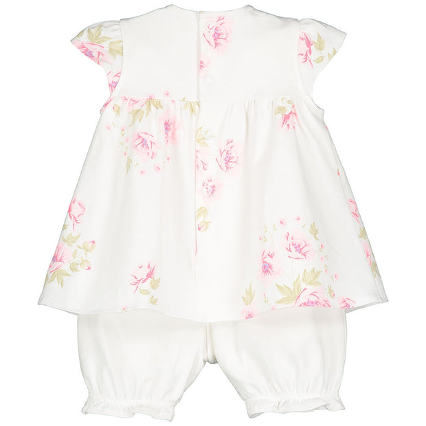 Scarlett Girls Floral Romper Dress