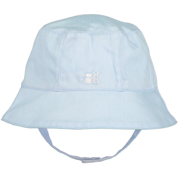 Garfield Fishermans Sun Hat Pale Blue
