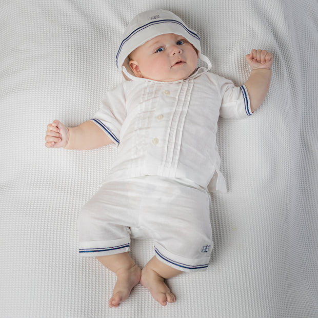 Skipper Baby Boys Sailor Outfit