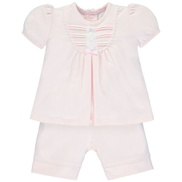 Selina Baby Girls Top & Shorts Set