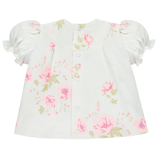 Siobhan Pink Floral Outfit Set