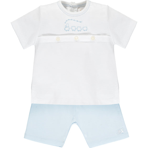 Woody Baby Boys Short Set