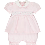 Winifred Baby Girls Bloomer Outfit