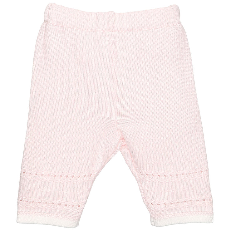 Reese Knit Baby Girls Trouser Set