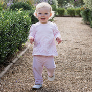 Walker Baby Top & Trouser Set
