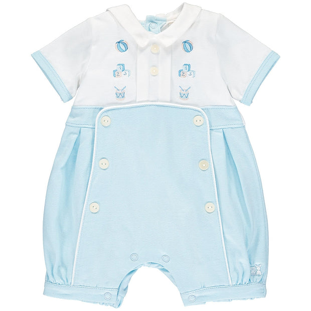 Sampson Baby Boys Cute Romper