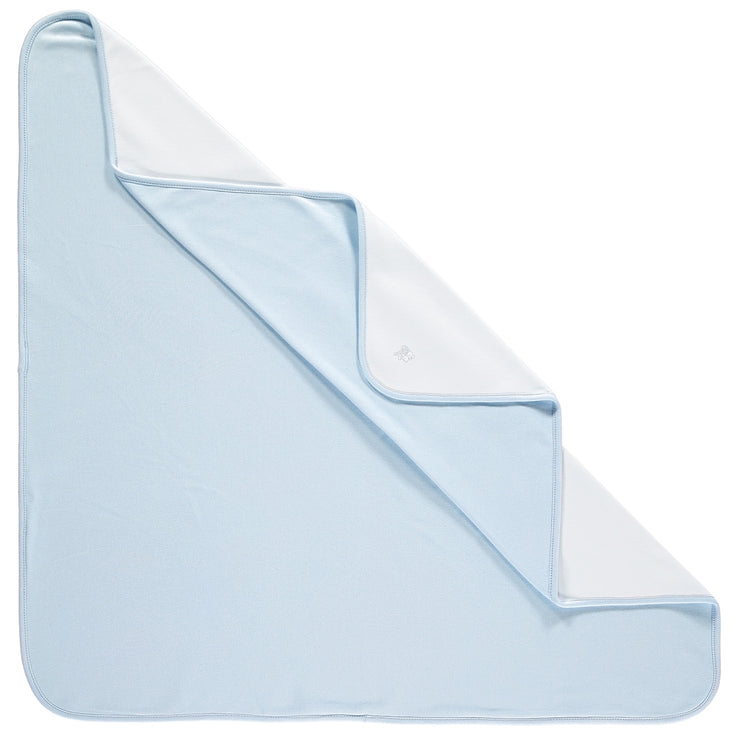 Garrison Baby Boys Blue Soft Blanket