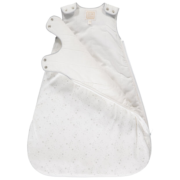 Gale Grey Star Print Baby Sleeping Bag