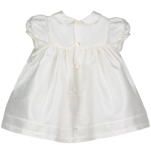 Summer Silk Baby Girl Special Occasion Dress