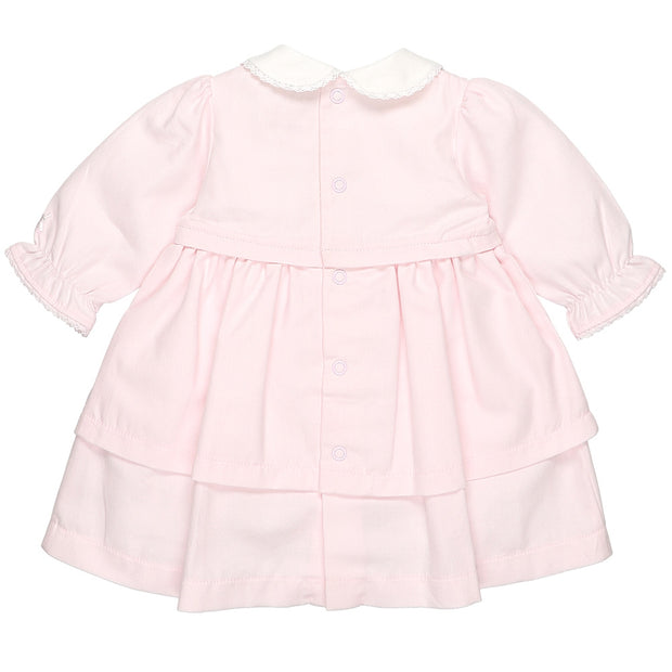 Rowena Pretty Baby Girls Dress with Tights