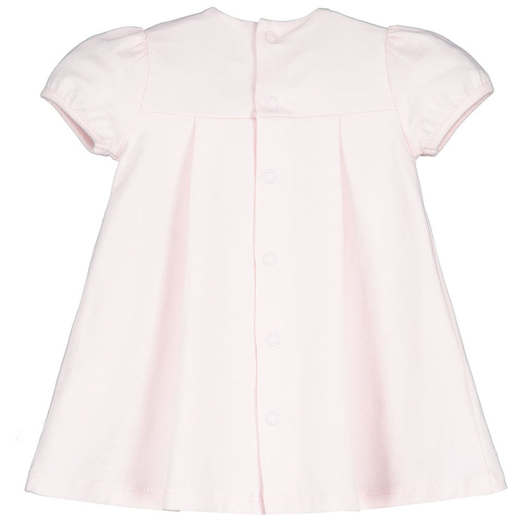 Seren Pink Cotton Dress