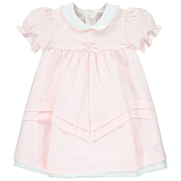 Sadie Baby Girls Pink Dress