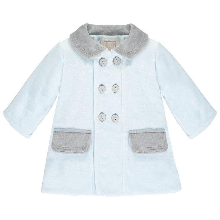 Neddy Traditional Baby Boys Coat