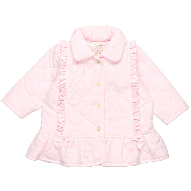 Parisia Pretty Baby Girls Quilted Jacket